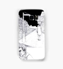 Graphic novel page Samsung Galaxy Case/Skin