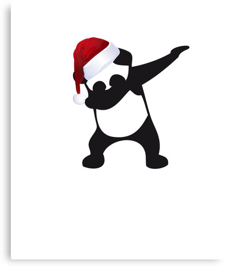 Quot Dab Panda Dab On Em Christmas Dabber Dance Football Touch