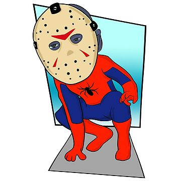Spider Jason by mikehite