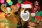 Happy Pawlidays! by Margaret Bryant