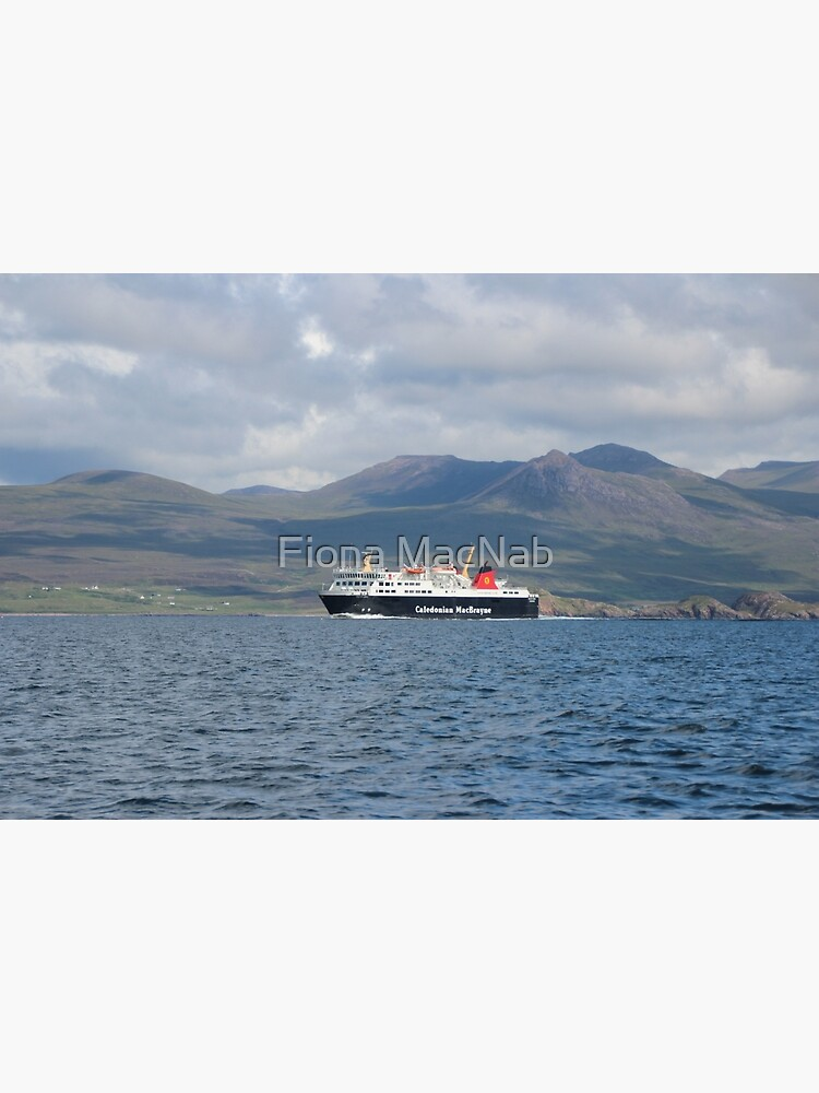 MV Isle of Lewis by orcadia