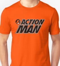 action man Slim Fit T-Shirt