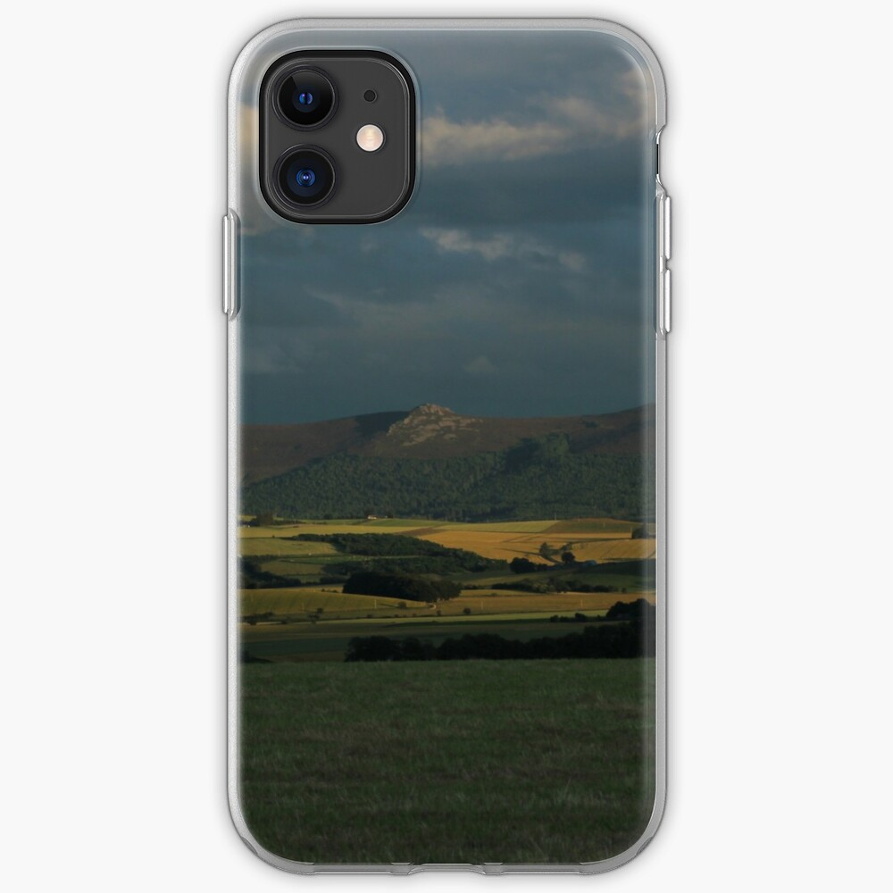 Bennachie view iPhone Case & Cover