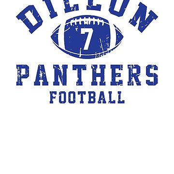 Dillon Panthers Football - 7 by atelo