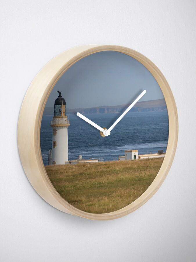 Alternate view of Pentland view Clock