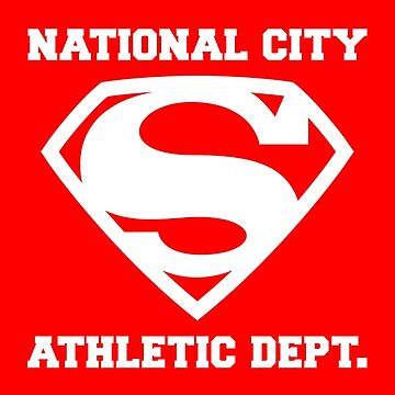 National City Athletic Department by FangirlFuel
