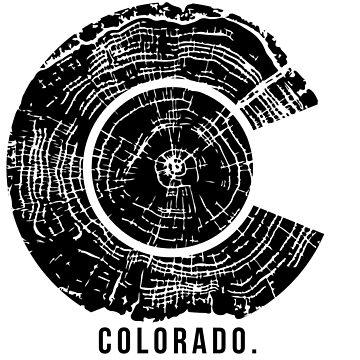 Anillos de árboles de Colorado de jmcollins497