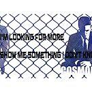 «I'm looking for more» de imaginadesigns
