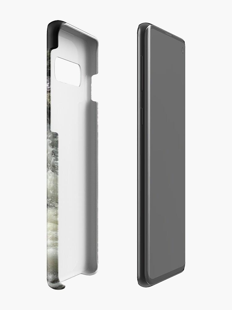 Alternate view of Falls of Dochart, Killin Case & Skin for Samsung Galaxy