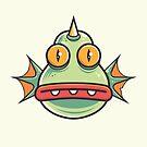 Classic Swamp Goofster by strangethingsA