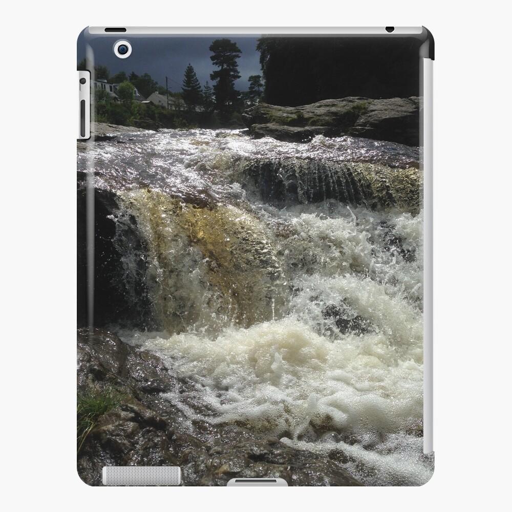 Falls of Dochart, Killin iPad Case & Skin