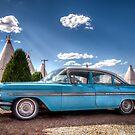 Blue Impala by vivsworld