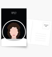 Alien Minimalist Series - Ripley Postcards