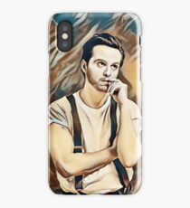 Andrew Scott Painting iPhone Case/Skin