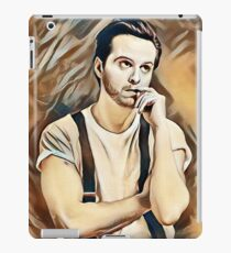 Andrew Scott Painting iPad Case/Skin