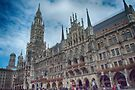 Rathaus-Glockenspiel of München by Imagery