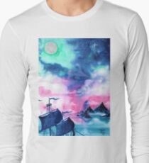 Neverland Sky Long Sleeve T-Shirt