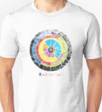 Crop Circle of Pi Unisex T-Shirt
