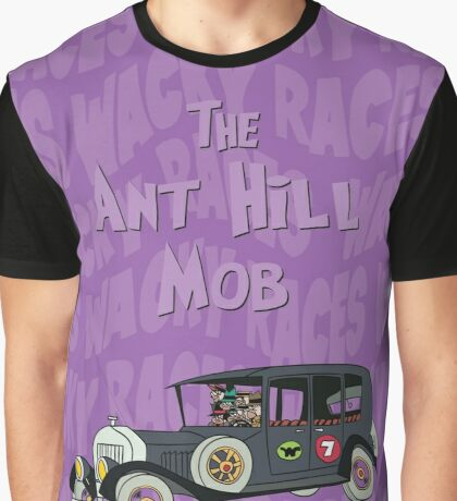 The Ant Hill Mob Car T-shirt