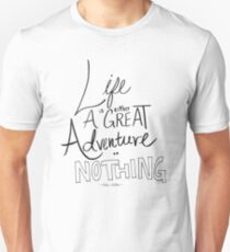 Great Adventure Unisex T-Shirt
