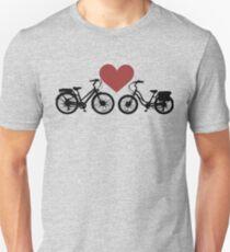 Bike Love Unisex T-Shirt