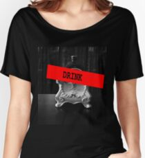 DRINK Women's Relaxed Fit T-Shirt