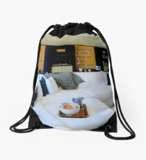 A Place to Chill......... Drawstring Bag