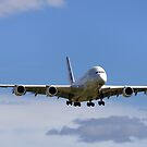 Airbus A380 by Andrew Harker