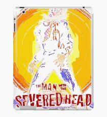 severed head iPad Case/Skin