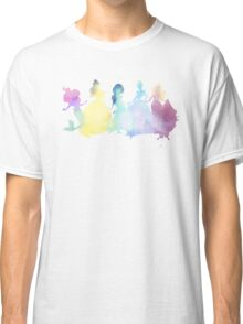 The Colors of the Princesses Classic T-Shirt