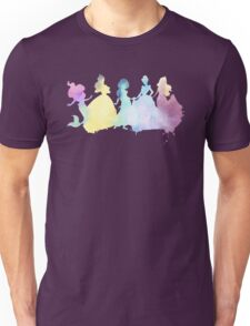 The Colors of the Princesses Unisex T-Shirt