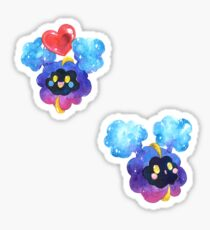 Cosmog Stickers Sticker