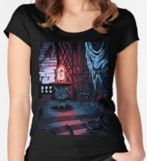 The Forbidden West Wing Women's Fitted Scoop T-Shirt