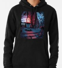 The Forbidden West Wing Pullover Hoodie