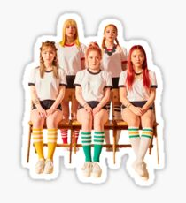 Red Velvet Sticker