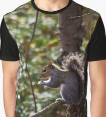 A Fine Day to Forage Graphic T-Shirt