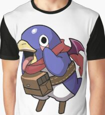 Angry Prinny Graphic T-Shirt