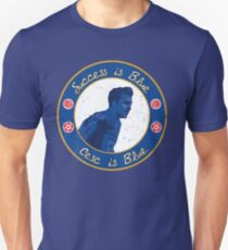 Cesc Fabregas is Blue Unisex T-Shirt
