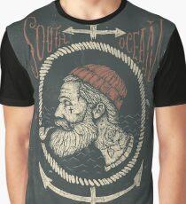 South Ocean Graphic T-Shirt