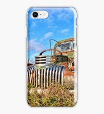 1940s Transport iPhone Case/Skin