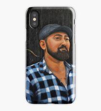 Sardonic Smile iPhone Case/Skin