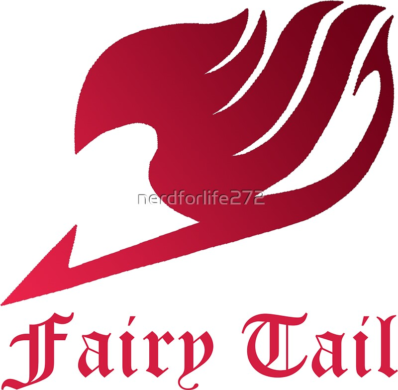 The gallery for fairy tail logo red - Fairy tail emblem ...