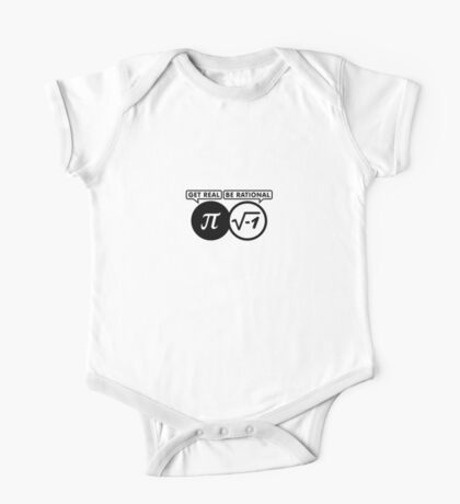 Get Real - Be Rational VRS2 Kids Clothes