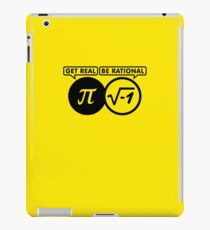 Get Real - Be Rational VRS2 iPad Case/Skin
