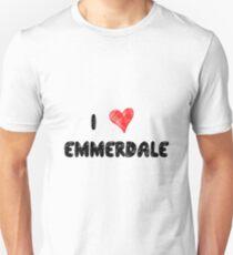 I Love Emmerdale Unisex T-Shirt