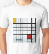 Mondrian Slim Fit T-Shirt
