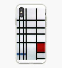 Vinilo o funda para iPhone Mondrian