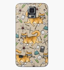 STEM Cats Case/Skin for Samsung Galaxy