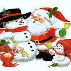 Jolly Christmas by Rafael Salazar