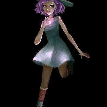 Crystal Witch by MoonDropKingdom
